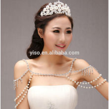 bridal jewelry bra strap