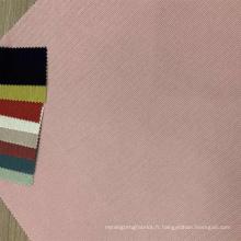Nouveau tissu extensible en polyester à tricoter lurex