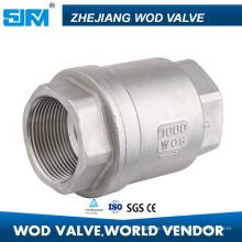 1000wog Vertical Spring Check Valve H12W