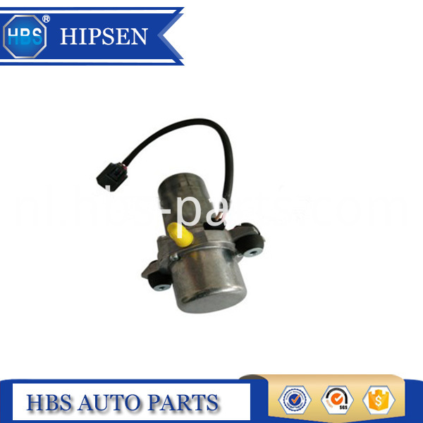 brake vacuum pump