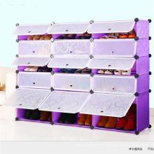Cabinet de chaussures de grande qualité en PP