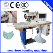 hanfor one piece bra silicone rubber coating machine hf-801