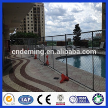DM hot sale hot-dipped galvanized swimming pool fence