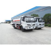 Mobile tanker truck 8000 liter diesel truck