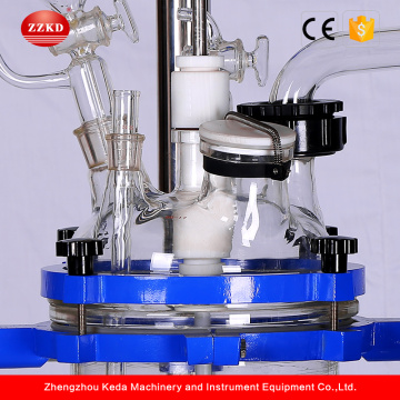 Chemical Lab Jacketed Glass Reactor