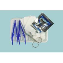 Одноразовый стерильный медицинский набор для перевязки ран