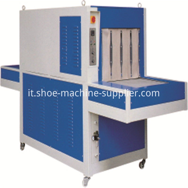 Shoe Making Heat Setting Machine