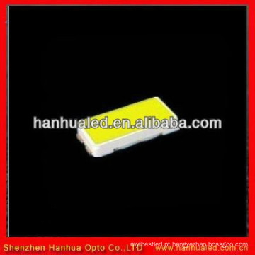 China Fabricante de LED 30mA 3014 SMD LED Sanan Chip epistar smd 3014 chips