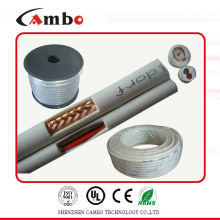 cable cctv RG6 siamese with high quality and best price for CCTV