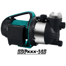 (SDP900-14S) Stainless Steel Swimming Pool Garden Jet Pump with Filter with Ce UL ETL Approved