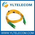 LC / APC SM Fiber Optic Patch Kabel 1 M Insertion Loss 0,2 50UM / 125UM