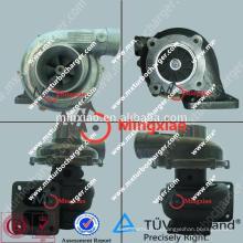Турбокомпрессор SH200-3 LX210 LX240 CX210 CX240 RHG6 6BG1 114400-3890
