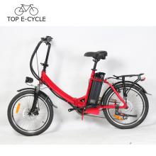 Soem-E-Fahrrad mit Silverfish-Batterie 36V 15.6Ah elektrisches Fahrrad 20inch, das elektrisches Fahrrad faltet, bilden in China