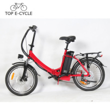 OEM E-bike with Silverfish Battery 36V 15.6Ah Electric Bicycle 20inch Folding Electric Bike Make In China
