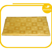 Color dorado Bazin Riche alta calidad 10 yardas / bolsa Guinea prendas de vestir textiles Textiles 100% damasco de algodón para la fiesta de bodas FEITEX