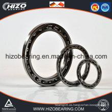 Rodamientos de bolas de cerámica de las piezas de automóvil rodamiento de bolitas profundo del surco (61907 / 61907-2RS / 61907-2Z)
