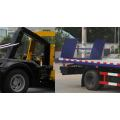 DFAC Duolika Flat-bed Tow Wrecker For Sale
