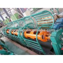 machine d'échouage tubulaire métallique fine