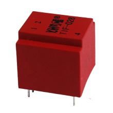 High frequency ignition transformer / voltage transformer