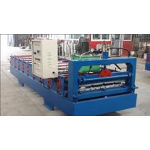 Máquina formadora de chapa de aço galvanizado