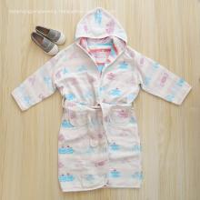 Cotton Bathrobe Children's Bathrobes Robes For Kids