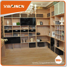 Various models elegant design bookcase