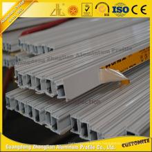 6063t5 Anodized Powder Coating Aluminum Alloy Profile