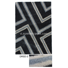 Vải Polyester & Slik Mixed Carpet