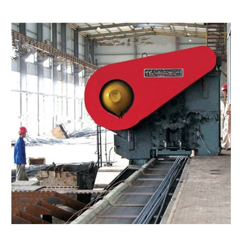Plate Welded Construction Of Billet Shearing Machine