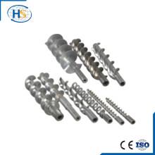 Tornillo de alta resistencia a la corrosión y barril bimetálico