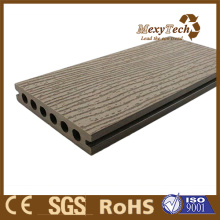 Foshan WPC Extruded Wood Plastic Composite Plank, WPC Decking.