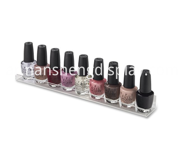 Acrylic Makeup Organizer Display