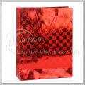 Laminierpapier-Einkaufstasche (KG-PB053)
