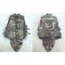NIJ Iiia armadura UHMWPE tático militar