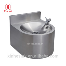 304 Stainless Steel Wall Mount Drinking Fountain with Pannel