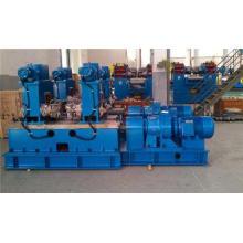 9 kw Mechanical type H-beam Flange Flatter for H-beam Produ