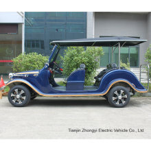 6 Seater Electric Vehicle Classic Car