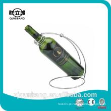 Suporte de vinho de design recém-simples e rack de vinhos domésticos