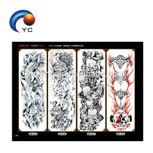 """""""Floresta em diversão"""" Body Art Arm etiqueta do tatuagem temporária (Design personalizado)"""
