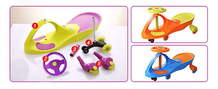 Kid Yoyo Car