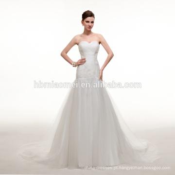 2016 nova moda coreia projeto profundo v-neck vestido de baile vestido de noiva Custom made plus size bonito paquistanês vestido de noiva