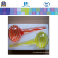 Water Globes 2 Pack Hand Blown Glass Waters Globes