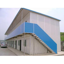 Movable Steel Structure Prefab House (pH 15022)