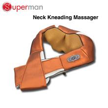 Certification de FDA de haute qualité meilleur masseur tenu dans la main électrique de cou et d'épaule de châle pour des soins de santé