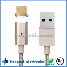 Micro 5p Metal Magnetic Charging USB Cable