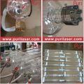 180W CO2 Laser Tubo Fabricante