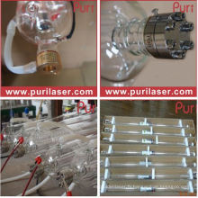 180W Puri CO2 Laser Tube Fabricant
