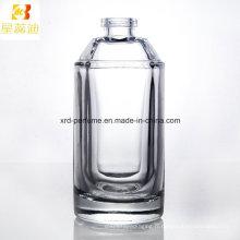 Bouteille de parfum en verre adaptée aux besoins du client de conception de mode de prix usine (XRD007)