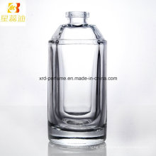 Завод Цена модный дизайн Подгонянные стеклянные бутылки дух (XRD007)