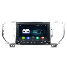 KIA Sportage GPS Navigation voiture lecteur dvd